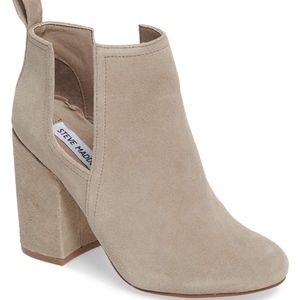 Steve Madden Naomi Tope Booties Size 5.5